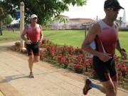 קצב פתיחה אופטימאלי במהלך ריצה בטריאתלון אולימפי